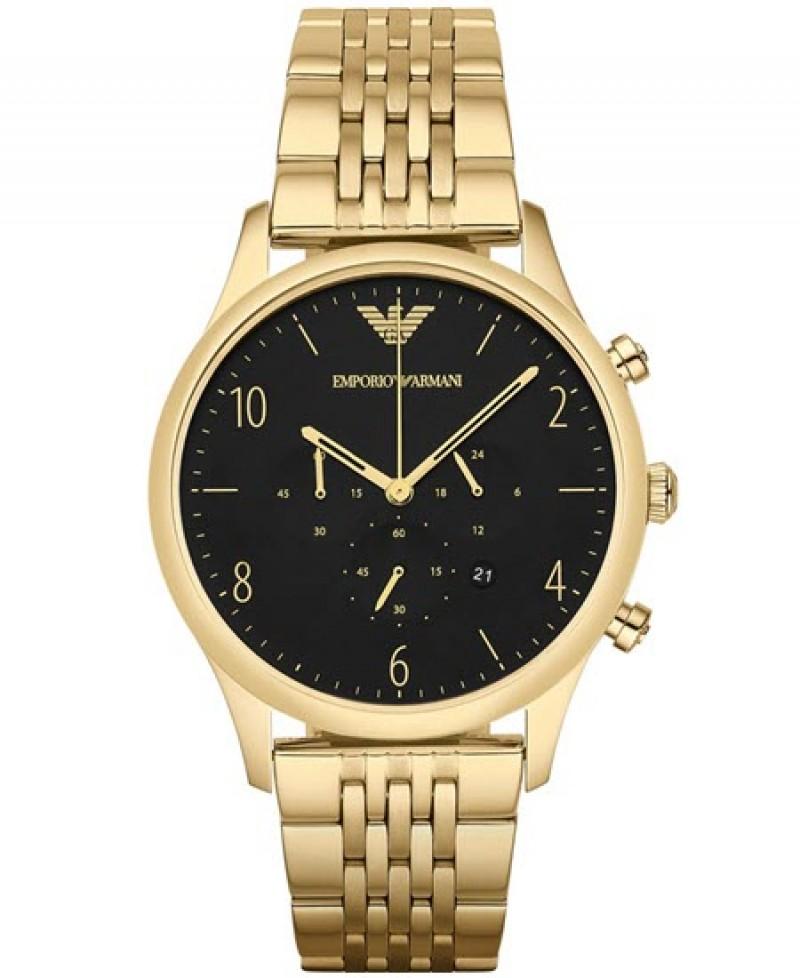Sofistikerede Emporio Armani ure til mænd og kvinder til favorable priser