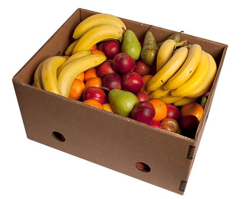 Få frisk frugt leveret til dit firma
